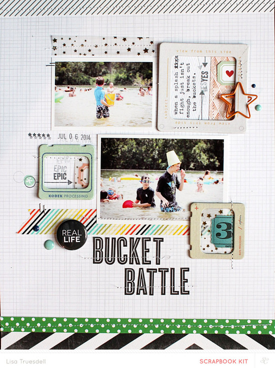 Bucketbattle   lisa truesdell