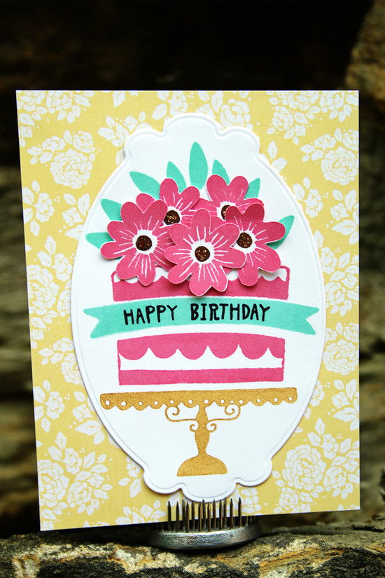 Dotsy birthday card1