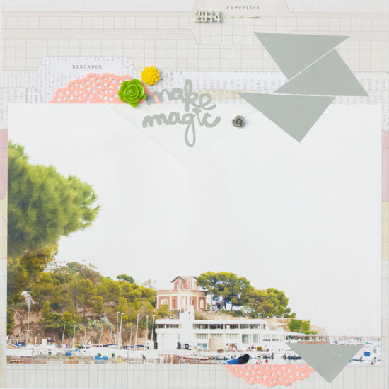 Studio calico scrapbooking kit 4