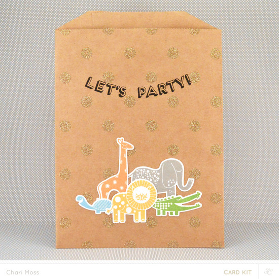 Partyanimalsbag