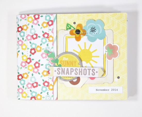 Sunny snapshots cover