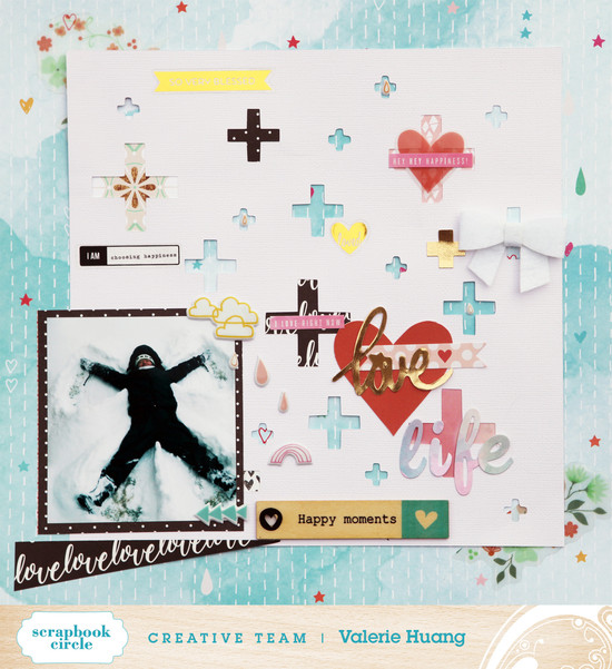 Valerie huang sbc march kit love life