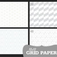 12x12gridpapersb