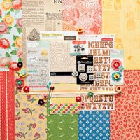 Picture of QUILTING BEE