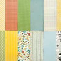 Picture of 10/11 Add-On Patterned Paper