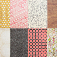 Picture of More Patterned Paper-November 2011