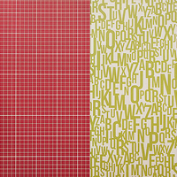 Picture of SC Patterned Paper - January 2012