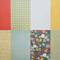 Picture of More Patterned Paper - March 2012