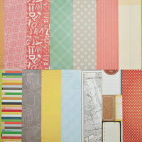 Picture of Add-On Patterned Paper - March 2012