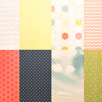 Picture of More Patterned Paper - August 2012