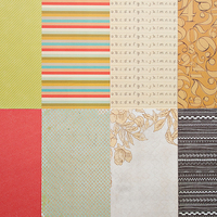 Picture of More Patterned Paper - September 2012