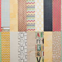 Picture of Add-On Patterned Paper - September 2012