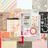 34th STREET SCRAPBOOK KIT