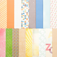 Picture of Add-on Patterned Paper - March 2013