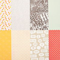 Picture of More Patterned Paper - July 2013