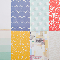 Picture of More Patterned Paper - August 2013