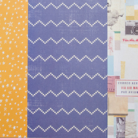 Picture of SC Patterned Paper - August 2013