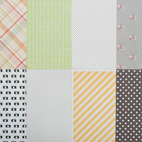 Picture of More Patterned Paper - October 2013