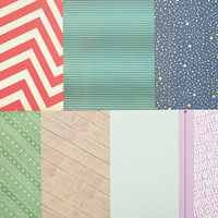 Picture of More Patterned Paper - December 2013