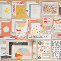 Picture of SUGAR RUSH Project Life® Kit