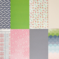 Picture of More Patterned Paper - March 2014