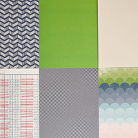Picture of SC Patterned Paper - March 2014
