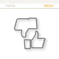 Picture of Thumbs Up Craft Die
