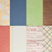 Picture of More Patterned Paper - April 2014