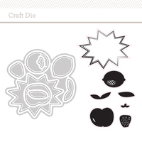 Craft die fruit