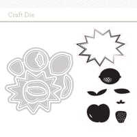 Picture of Craft Die: Fruit Punch