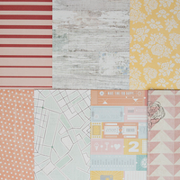 Picture of More Patterned Paper - May 2014