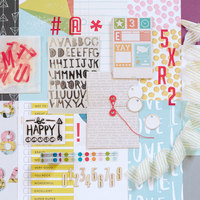 Picture of SANDLOT Scrapbook Kit