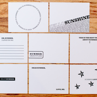 Picture of Summer Journal Cards by Ali Edwards