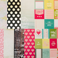 Picture of Add-on Patterned Paper - September 2014