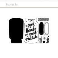 Picture of Jar Stamp Set