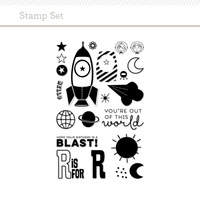 Picture of Rocket Stamp Set