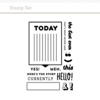 Picture of Speech Bubble Stamp Set