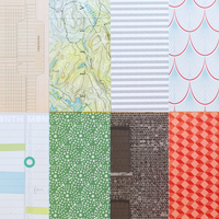 Picture of More Patterned Paper - October 2014