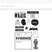 Picture of Halloween Stamp Set