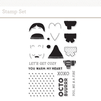 Picture of Scarf Stamp Set