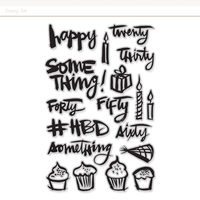Picture of Happy Something Stamp Set