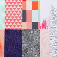 Picture of More Patterned Paper - January 2015