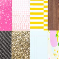 Picture of More Patterned Paper - February 2015