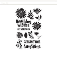 Picture of Sending You Sunshine Stamp Set by 1canoe2