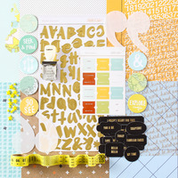 Picture of ODYSSEY Scrapbook Kit