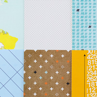 Picture of More Patterned Paper - March 2015
