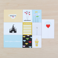Picture of Fairy Tale Card Set by Life.Love.Paper