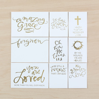 Picture of Religious Easter Card Set