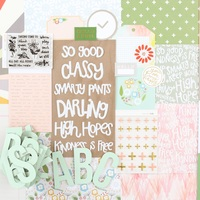 Picture of Lisse Street Scrapbook Kit