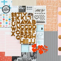 Picture of CAROLINA MOON Scrapbook Kit